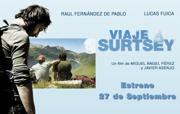 Al cine cuando tú quieras:Viaje a Surtsey