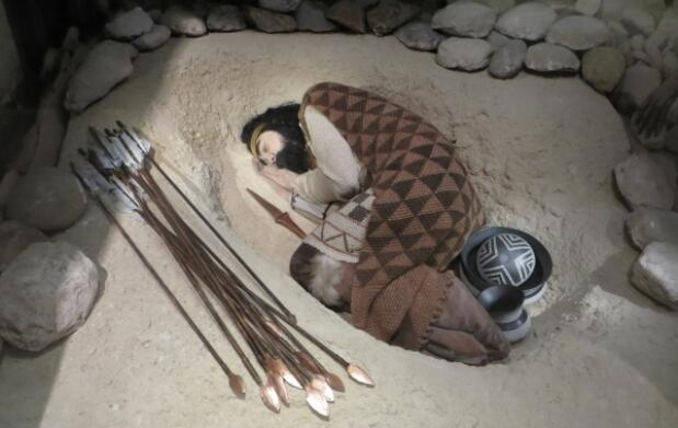 Visita guiada a la Exposición de Prehistoria