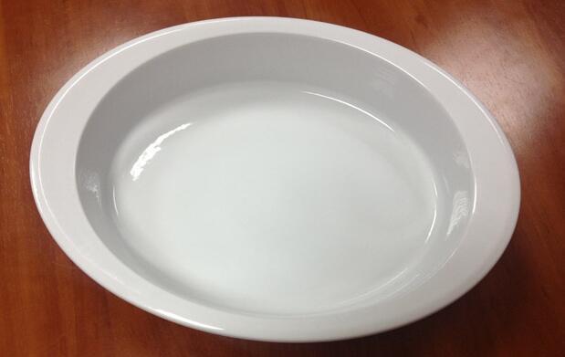 Fuente de cerámica oval Vista Alegre
