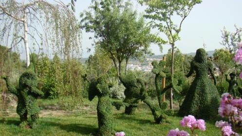 Entradas el bosque encantado parque jard n bot nico for Jardin botanico el bosque encantado