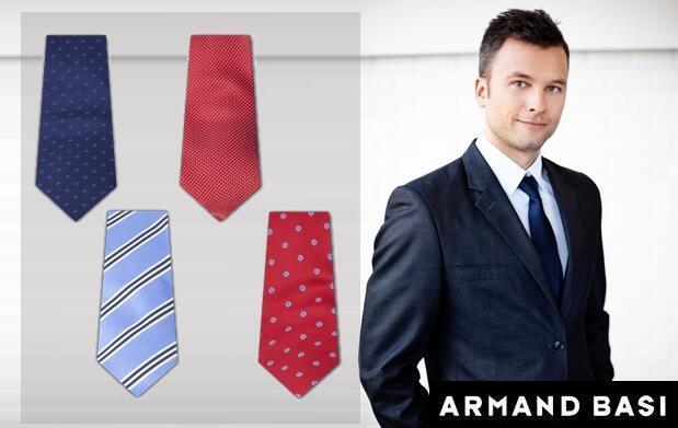 Corbatas Armand Basi