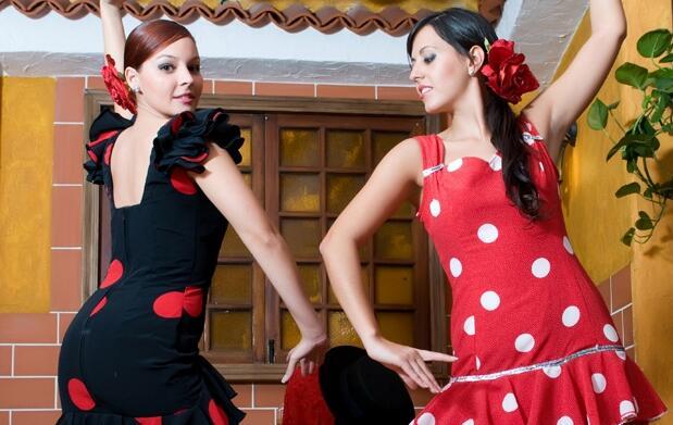 Clases de sevillanas o clases de tango