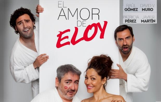 Entradas El amor de Eloy