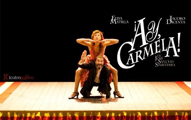 Entradas ¡Ay, Carmela!