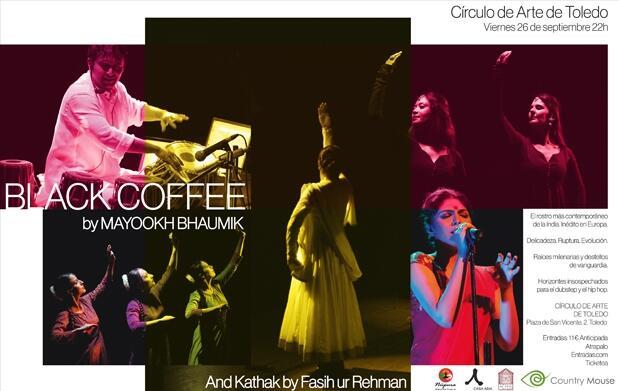 Entradas Black Coffee by Mayookh Bhaumik