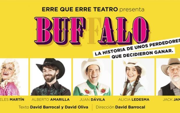Entradas Buffalo en el Teatro Lara