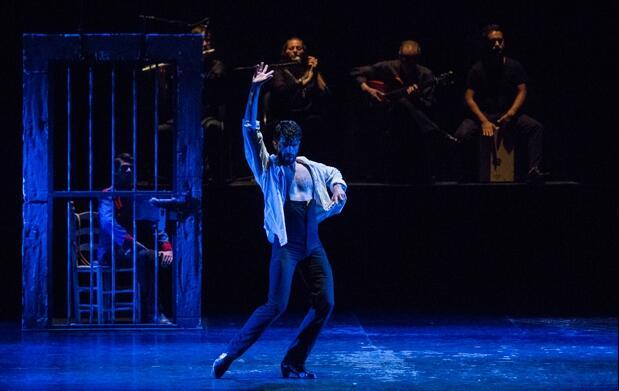 Carmen de Bizet.Pasión, ballet y flamenco