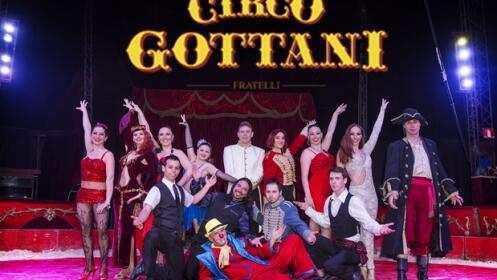 Entradas Circo Gottani en Huelva