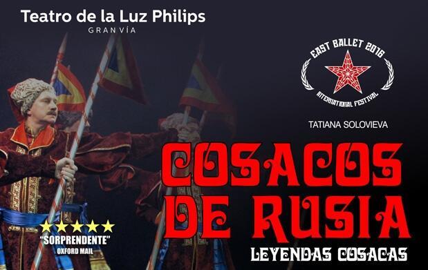 Entradas Leyendas Cosacas