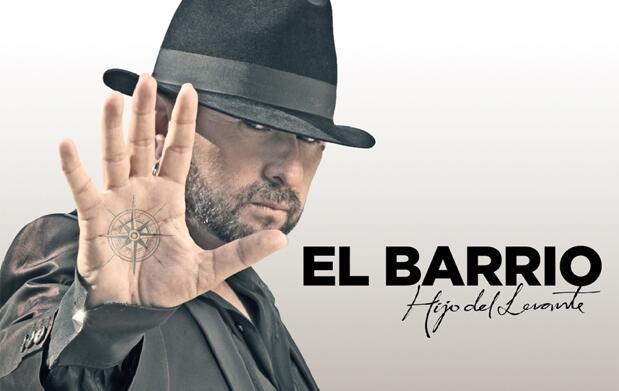 Entradas concierto El Barrio en Oviedo