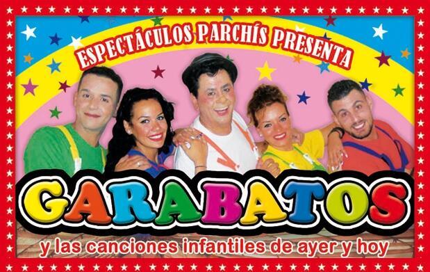 Garabatos, el musical del Grupo Parchís en Carabanchel