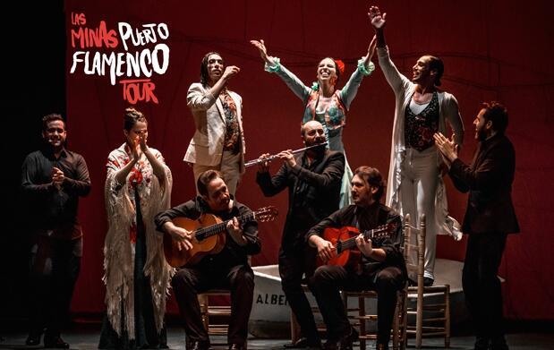 Entradas Las Minas Puerto Flamenco en Madrid