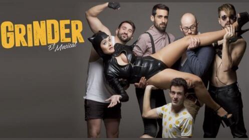 Entradas Musical Grinder Madrid