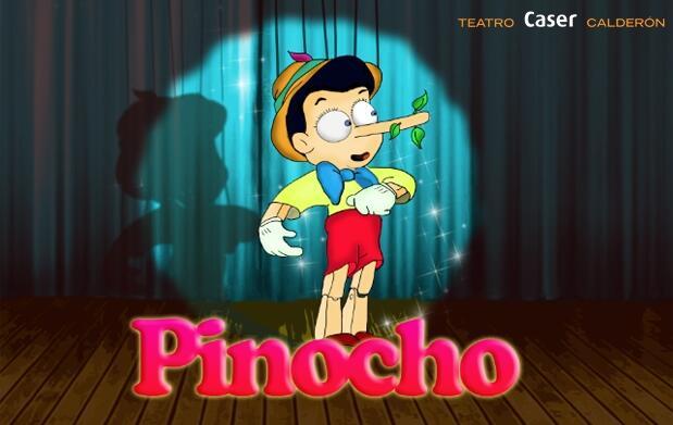 Entradas teatro Pinocho