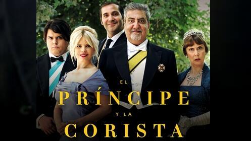 Entradas El príncipe y la corista Madrid