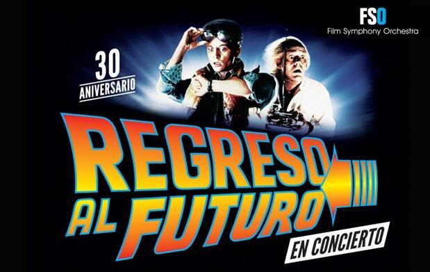 Entradas concierto Regreso al Futuro