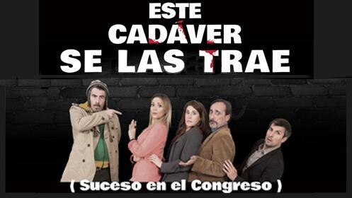 Entradas Suceso en el congreso Madrid