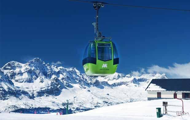 Escapada Panticosa Resort y esquí