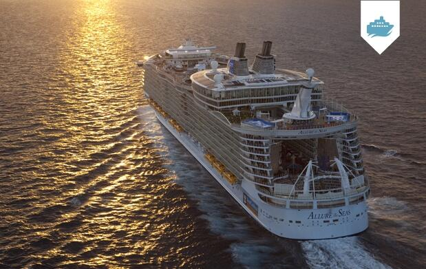Crucero Allure of the Seas 8 días