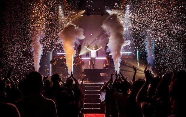 Entradas Music has No limits