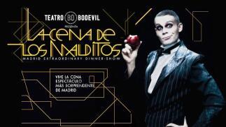 Entradas La cena de los malditos: Teatro Bodevil