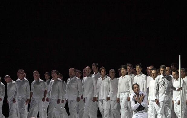 Entradas para la Ópera Moisés y Aarón en el Teatro Real + Cena