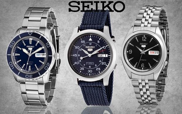 Regala precisión y diseño Seiko