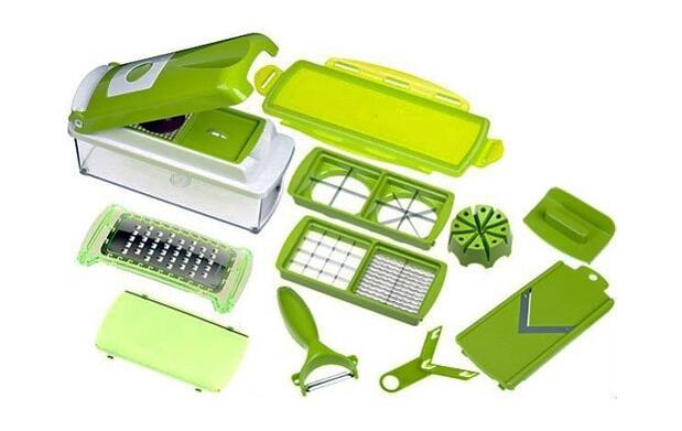 Multi-picadora: el mejor utensilio para tu cocina
