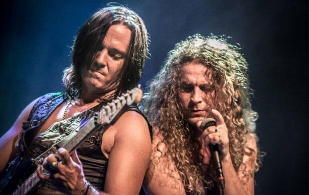 Entradas Purpendicular: Deep Purple tribute
