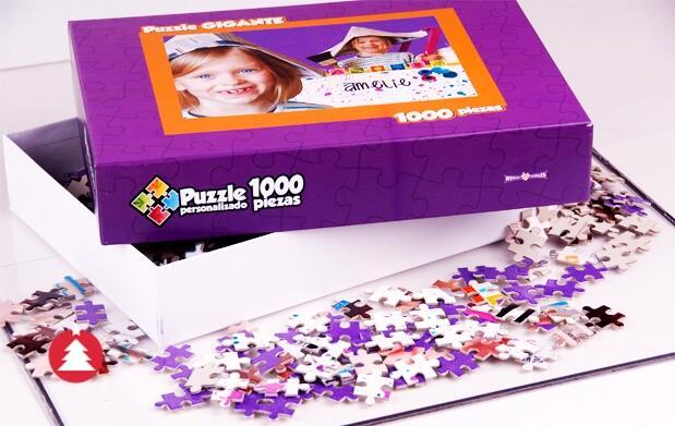 Puzzles personalizados
