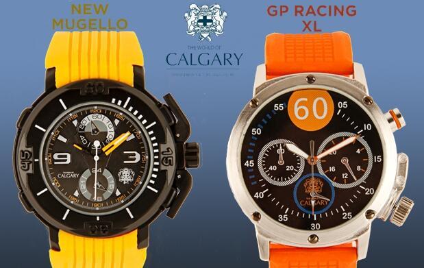 Colección de relojes Calgary Man
