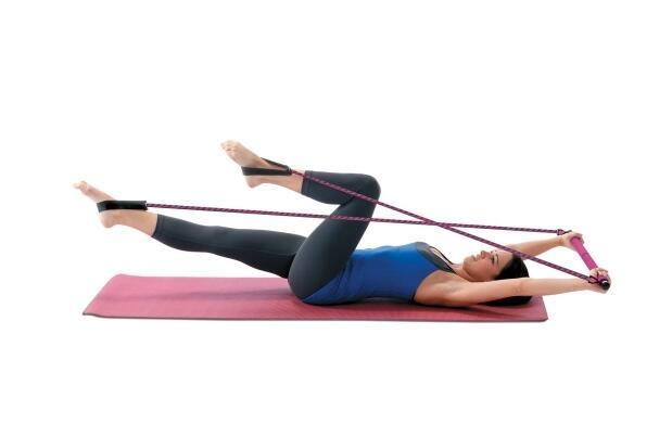 Estudio de pilates portable + DVD de ejercicios