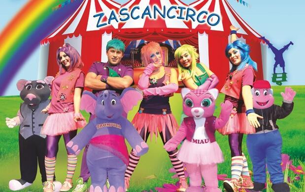 El musical de Zascanduri y los JU