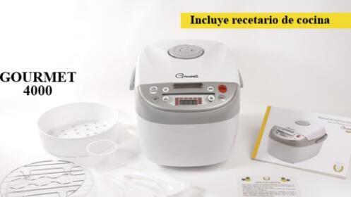 Robot de cocina gourmet gm descuento 72 55 for Utensilios de cocina gourmet