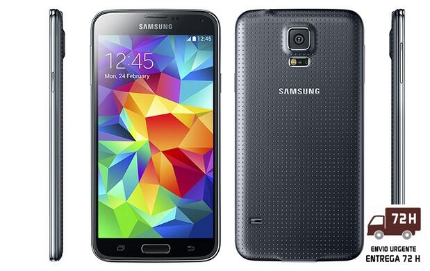 Samsung Galaxy S5 Negro Libre