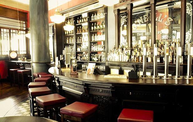 Menú irlandés en O´Neill´s Irish Pub