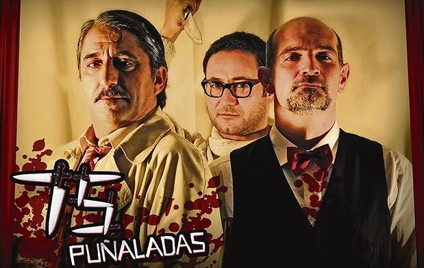 """Comedia """"75 puñaladas"""""""