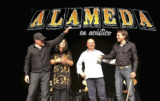 Concierto Alameda 35 aniversario