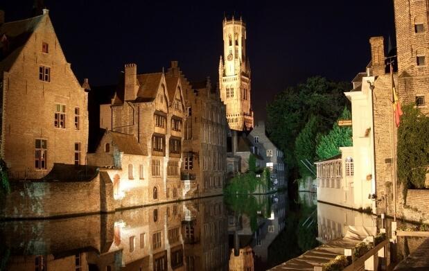 Bruselas y Brujas: 4 días con vuelo incl.