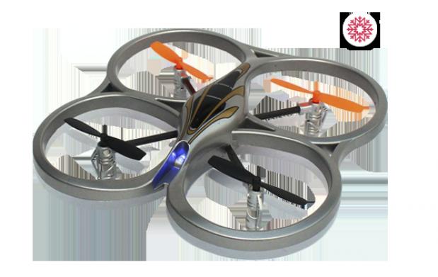 Drone Tango 4 hélices