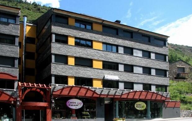 Andorra: 2 ó 3 noches + entrada a Caldea
