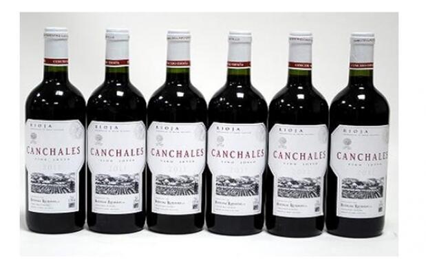 Vino tinto Rioja Canchales
