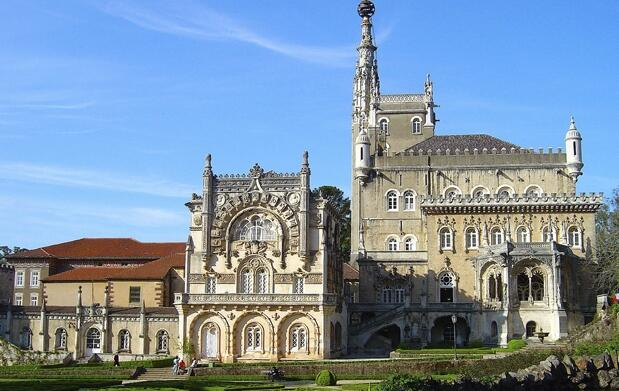 Palace Hotel Bussaco 2 noches