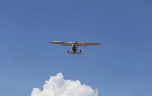 Bautizo aéreo