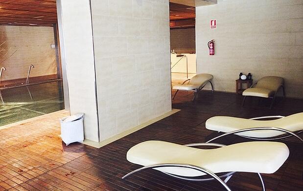 Spa experience + menú en Club Antares
