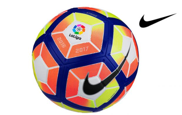 Balón NIKE de fútbol liga 2016/2017
