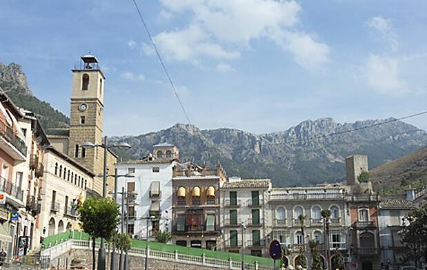 Turismo y descanso en Cazorla