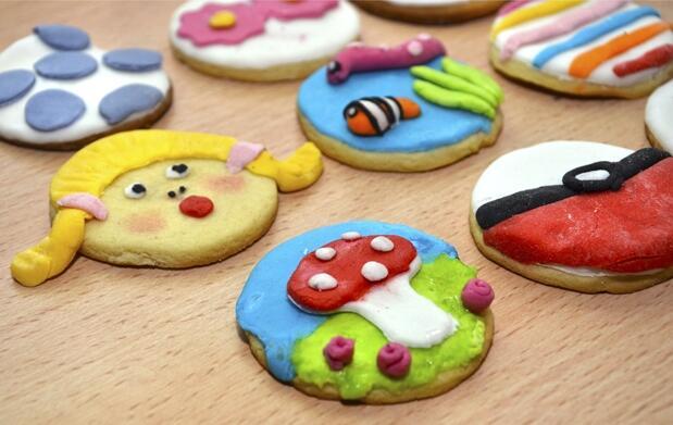 Curso de cupcakes, galletas o cakepops
