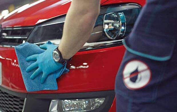 Limpieza interior y exterior de tu coche