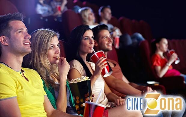 Entrada de cine + palomitas y bebida